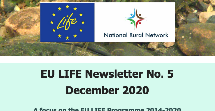 National Rural Network – EU LIFE Newsletter No. 5 December 2020